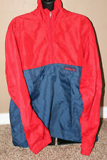 EUC Vintage Adidas 1/4 Zip WindbreakerJacket SZ L (42-44) $49.99 OBO w/S&H Rare