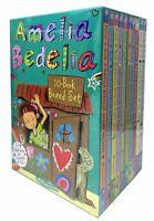 Amelia Bedelia Chapter Book 10-Book Box Set by Herman Parish NEW SEALED