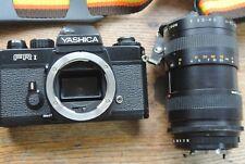 Yashica FR1 35mm Camera + Super Paragon MACRO 35 100mm Zoom lens