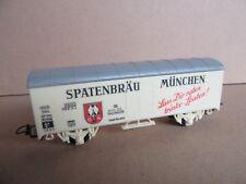 62I Vintage Lima Wagon Spatenbräu München DB Ho 1:87