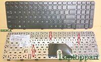 Genuine HP Pavilion DV6-6000 DV6t-6b00 DV6t-6c00 US Black Keyboard W/Frame NEW