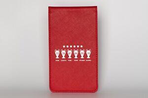 Liverpool Golf Scorecard Holder / Yardage Book (NEW)