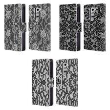 Cover e custodie nero Per LG G2 con un motivo, stampa per cellulari e palmari