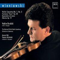 Vadim Brodsky - Concertos 1 & 2 [New CD]