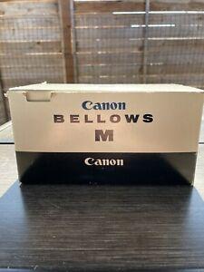 canon bellows m For Canon Fd Mount