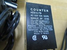 110 Volt Impulse Counter Ke610Fb