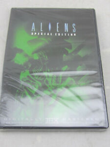 New - Aliens (DVD, 1999, Special Edition) Sealed