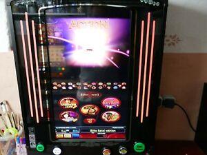 Geldspielautomat Bally Wulff Action Star 3