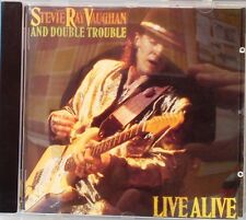 Stevie Ray Vaughan And Double Trouble - Live Alive (Live Recording) (CD 1993)