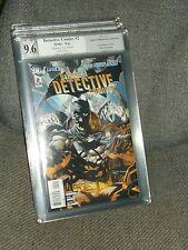 Detective Comics #2 New 52 PGX 9.6 SS Signature SeriesT. Daniel Batman CGC
