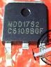 5 pcs New MDD1752 MDD1752RH 40V 50A 8 N TO252   ic chip