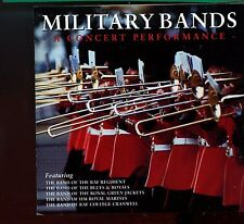 Military Bands / A Concert Performance