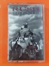RUSH Presto 820404 Cassette Tape