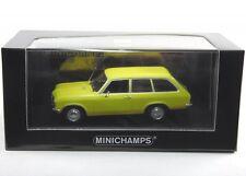 Opel Ascona Voyage (yellow) 1970