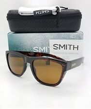 NEW Smith Clark Sunglasses Vintage Havana ChromaPop Polarized Brown $169 NIB