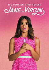 Jane the Virgin: Season 1 (DVD) with outer sleeve and booklet