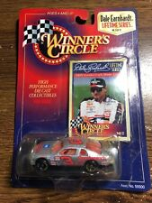 1997 Dale Earnhardt Sr 1995 Silver 25th Anniversary car Lifetime Series 1/64 WC