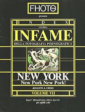 R1778 - FHOTOTECA - STORIA INFAME DELLA FOTOGRAFIA PORNOGRAFICA - VOLUME VII