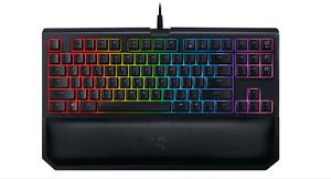 New Razer BlackWidow TE Chroma V2 TKL Tenkeyless Mechanical Gaming Keyboard