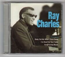 (GZ13) Ray Charles, Baby Tell Me What I Have Done - 1997 CD