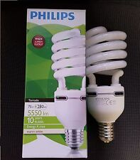 PHILIPS Tornado CFL 75W E40 827 2700°K WW 230Vac 50Hz 5550lm - 280W equivalent