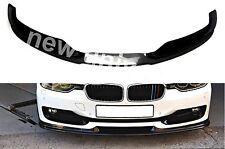 Carbon Fiber Front Lip Spoiler for 2012-2015 BMW F30 3 Series 320i 328i 335i