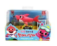 Pinkfong Swimming Grandmother Shark Bath Play Toy