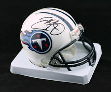 Eddie George SIGNED Tennessee Titians Mini Helmet PSA/DNA AUTOGRAPHED