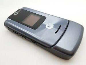 VGC Unlocked Rare Motorola W510 Mobile Phone
