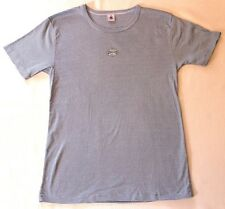 Petit Bateau Ringel-T-Shirt hellblau-weiß NEU Gr.18 Jahre / 176