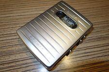 1 x Sony MC WM EX 368  Metall Walkman defekt   (821)