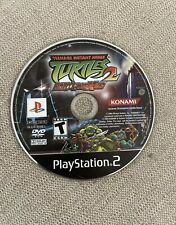 New ListingTeenage Mutant Ninja Turtles 2: BattleNexus (Sony PlayStation 2, 2004) Ps2 Disc