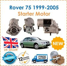 For Rover 75 & Tourer 2.0 CDT + CDTi 1999-2005 Starter Motor 12V New
