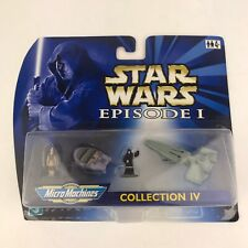 Star Wars Micro Machines Episode 1 Collection VI Droid Army Phantom Menace 6