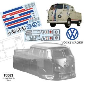 TC063 VW Splitty pick up transporter