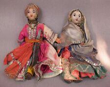 2 casa de muñecas en miniatura de la India impresiones VP3