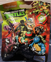 2015 🔥MEGA Bloks Teenage Mutant Ninja Turtles Blind Bag - Series 2 - Unopened