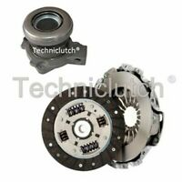 NATIONWIDE 2 PART CLUTCH KIT AND CSC FOR OPEL ASTRA SALOON 1.4 16V