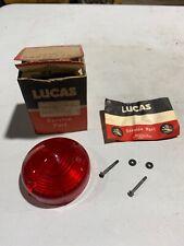 Lucas Tail Light Lens 54572777 L692 Triumph Citroen DS Austin Healey Land Rover
