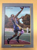 2006 Topps Turkey Red Kobe Bryant #20 LA Lakers Canvas Card NBA Mamba Legend