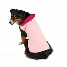 Petco Good2Go Reversible Cozy Coat for Dog Rose/Pink Size M/L