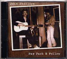 John Phillips-pay Pack... CD SEALED + NEW Mamas & Papas