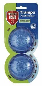 Trampa en gel anti hormigas para interior y exterior PROTECT HOME BAYTHION 2x2g