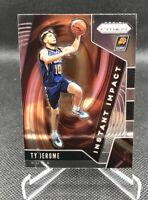 2019-20 Panini Prizm Basketball Ty Jerome Instant Impact Phoenix Suns