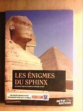 DVD DOC / LES ENIGMES DU SPHINX / GARY GLASSMAN / NEUF SOUS CELLO