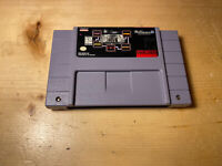 Williams Arcade's Greatest Hits (Super Nintendo SNES, 1996) Tested- Authentic