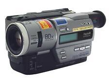 Sony Handycam DCR-TR7100E Digital8 Camcorder - Video8 Hi8 kompatibel