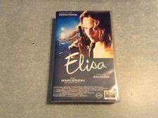 Cassette vidéo vhs, elisa
