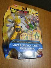 "Dragoball Z Ultimate Collection Super Saiyan Goku 4"" Action Figure Bandai Bird"