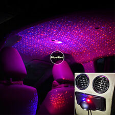 Car Interior Star Sky Light Console Projector Ambient Decoration Lamp Beamer 1x
